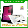 Novo 7 Venus Quad Core CPU 7 Inch IPS Android 4.1 Tablet
