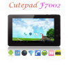 Cutepad F7002 Android 4.0 with Built-in 3G/ Phone function
