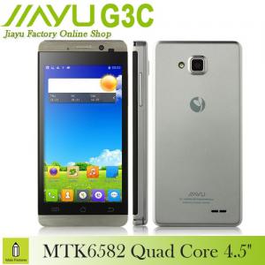 Jiayu G3C 4.5-Inch MTK6582 Quad-core Smartphone