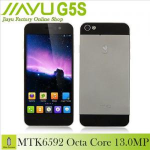 "JIAYU G5S 4.5"" MTK6582 Octa-Core Smartphone"