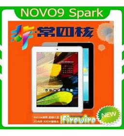 Novo 9 Firewire Spark Quad core Tablet