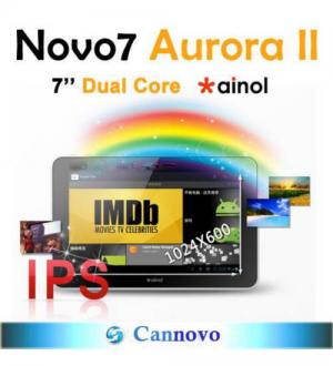 NOVO7 Aurora II Dual Core 16GB Android 4.0.3 Tablet