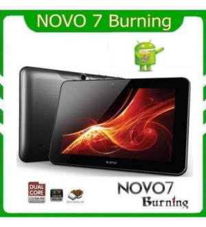 NOVO7 Fire/Flame/Burning Dual Core IPS Screen Tablet