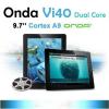 Tablets » Onda Vi40 dual core 9.7 inch Android 4.0.3 ICS Tablet