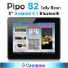 Pipo S2 8″ Android 4.1 Bluetooth Tablet PC