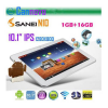 Sanei N10 Deluxe 10″ IPS Screen Allwinner A10 Android 4.0 Bluetooth Tablet